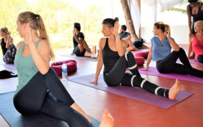 How Does Yoga help you Live a Good Life?