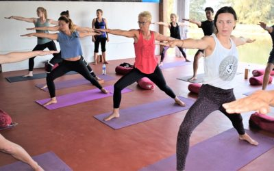 Opting for a yoga teacher training course in Goa will be the best start ever