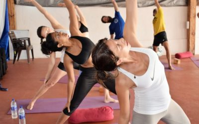 Find the better way of living with health and prosperity with yoga in Goa, India