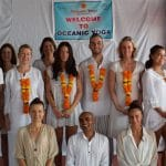 Oceanic yoga teacher training